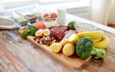 มาเตรียมพร้อมร่างกาย เสริมสร้างประโยชน์กันด้วยอาหารที่ทานกัน