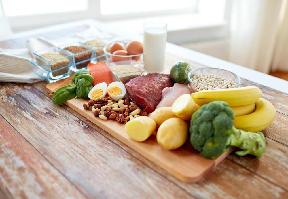 อาหารที่ทีประโยชน์ต่อร่างกาย